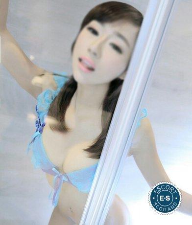Yoko is a high class Japanese escort Edinburgh