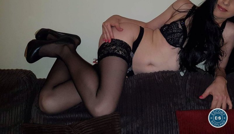 Jully is a high class Italian escort Aberdeen