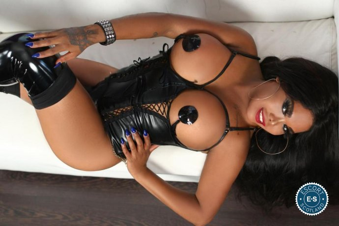 TS Ruby is a hot and horny Spanish Escort from Edinburgh