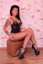 Carla - escort in Edinburgh