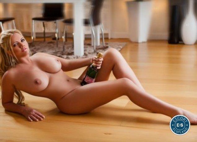 Sophia Schneider is a sexy German escort in Aberdeen