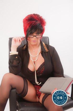 Mature Scottish Katarina 52 is a hot and horny British escort from Glasgow City Centre, Glasgow