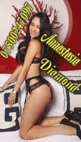 Annastasia Diamond - escort in Glasgow City Centre