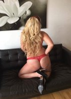 Suzy Blonde Sexy Mature New Lady - escort in Glasgow City Centre
