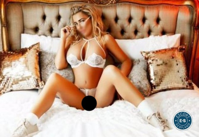 Meet the beautiful Elite English Blonde in Glasgow City Centre  with just one phone call